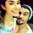 Ana Paula Guedes não quis desmentir o namoro com Lucas Lucco: 'Deixei rolar, até porque era bom para as pessoas acreditarem na nossa atuação na Dança'