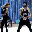 Lucas Lucco e Ana Paula Guedes têm uma relação de amizade: 'A gente se gosta, ficou amigo', afirma a dançarina