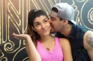 Bailarina nega namoro com Lucas Lucco, mas garante: 'Tivemos uma química'