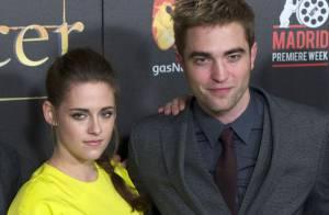 Robert Pattinson não quer retornar a Los Angeles e conversar com Kristen Stewart