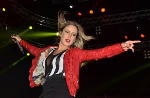 Claudia Leitte revela que recebia R$ 150 por show no início da carreira