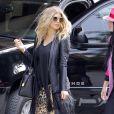 Fergie é cantora da banda 'Black Eyed Peas'