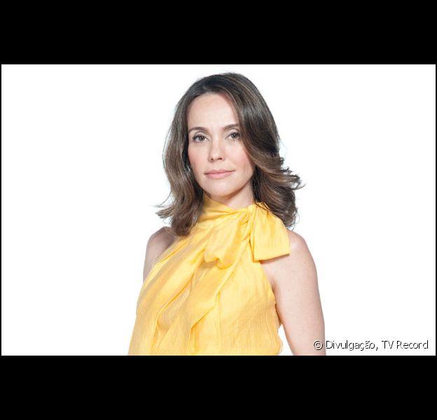 Flávia Monteiro admite ter feito tratamento para engravidar do primeiro filho