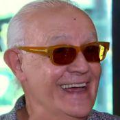 Após doença, Ney Latorraca declara no 'Estrelas': 'Vivendo uma segunda vida'