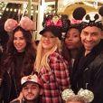 No Instagram, Christina Aguilera não citou a briga com Mickey na Disney