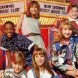 Na infância, Christina Aguilera integrou o elenco do infantil 'Clube do Mickey Mouse' com Britney Spears, Justin Timberlake e Ryan Gosling, entre outros
