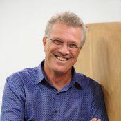 O apresentador Pedro Bial completa 55 anos nesta sexta-feira, 29 de março