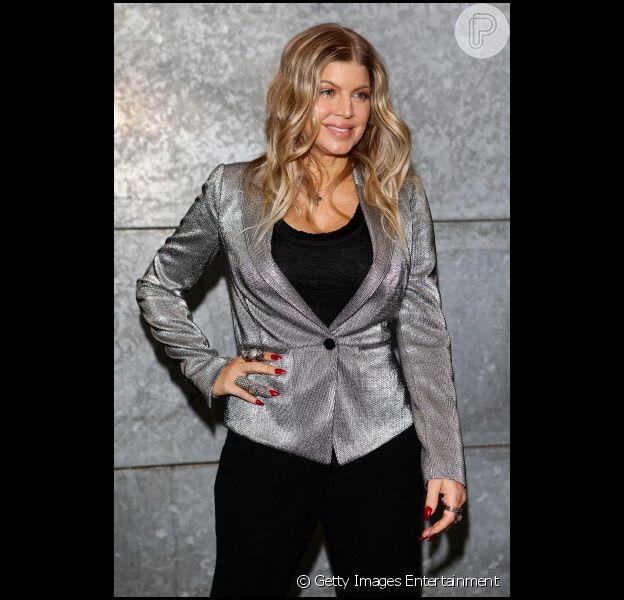 Fergie faz exigências para vir ao Rio: suíte presidencial de um hotel da Zona Sul, cardápio sem carne, carro blindado e cinco seguranças, segundo publicação de 29 de março de 2013