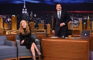 Nicole Kidmann revela encontro frustrado com Jimmy Fallon: 'Pensei que era gay'