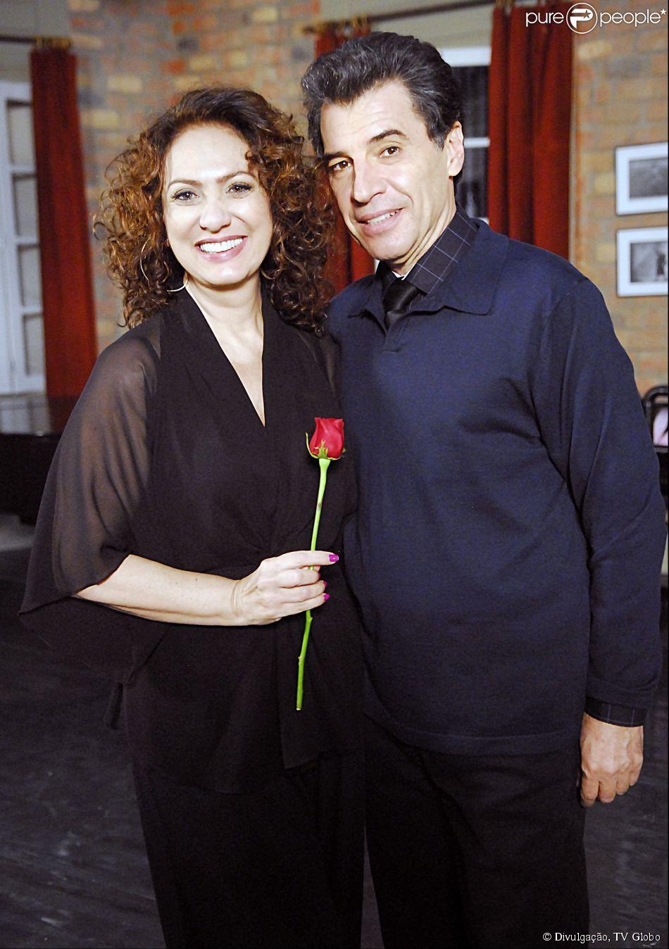 Após 'Império', Paulo Betti rodará filme com a ex-mulher Eliane Giardini: 'Sobre o amor'