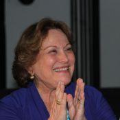 Nicette Bruno inaugura sala de teatro em homenagem ao marido, Paulo Goulart