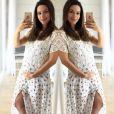 A assessoria de imprensa de Fernanda Machado confirmou que o bebê que a atriz espera é uma menina
