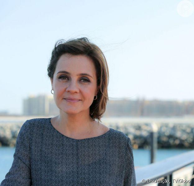 Adriana Esteves vive cirurgia plástica na minissérie 'Felizes Para Sempre?'
