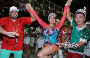 Susana Vieira samba e se emociona em ensaio para o Carnaval 2015: 'Inesquecível'