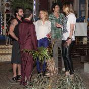 Mariana Ximenes e Gianecchini jantam com Marc Jacobs e o namorado, Harry Louis