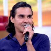 André Gonçalves fala da mulher, Bianca Chami, no 'Encontro': 'Gosta de gastar'