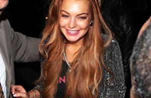 Lindsay Lohan e Avi Snow terminam o namoro e amigos temem recaída com drogas