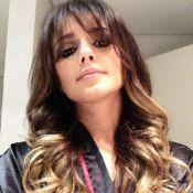 Paula Fernandes exibe o novo visual na internet: 'Fiz franjinha'