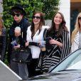 Emma Watson roda 'The Bling Ring' em Los Angeles, na Califórnia