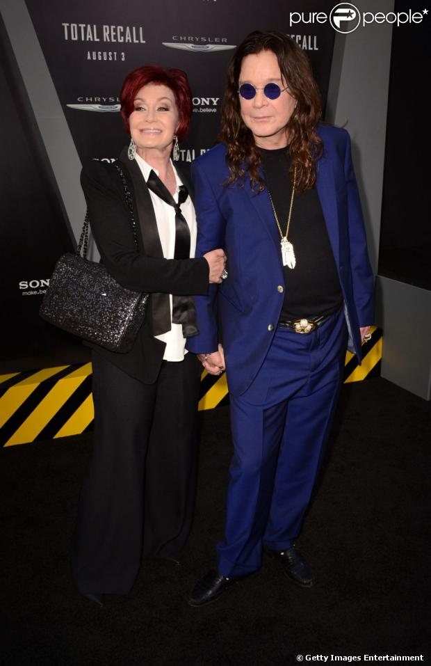 Sharon Osbourne não suporta mais o vício em drogas e álcool de Ozzy, segundo informações do site 'TMZ', nesta quarta-feira, 17 de abril de 2013