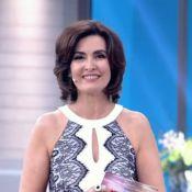 Com 'Encontro' no sábado, Fátima Bernardes perde a hora: 'Mas deu tempo'