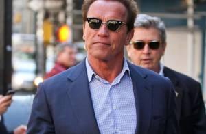 Arnold Schwarzenegger exige carro blindado e quatro seguranças em período no Rio