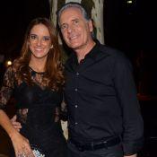 Roberto Justus reclama de Ticiane Pinheiro por 'Quadradinho de 8': 'Inadequado'