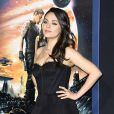 Em fevereiro de 2014, Mila Kunis apareceu mais magra quatro meses após dar à luz