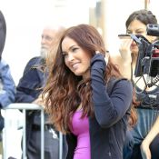 Após dar à luz, Megan Fox volta ao batente filmando remake de 'Tartarugas Ninja'