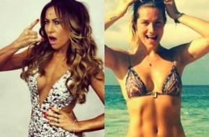 Sabrina Sato, Giovanna Ewbank e famosas contam como manter a boa forma na Páscoa