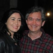 Serginho Groisman revela nome do filho no 'Altas Horas': 'Vai se chamar Thomas'