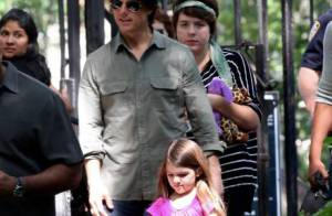 Tom Cruise está há quase um ano sem ver sua filha com Kate Holmes, diz site