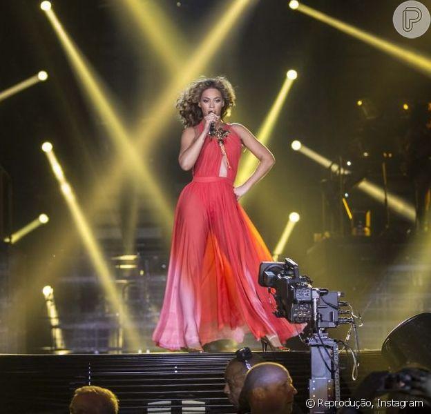 Beyoncé cancelou uma apresentação na Bélgica por orientações médicas. A cantora foi diagnosticada com estafa e desidratação, em 14 de maio de 2013