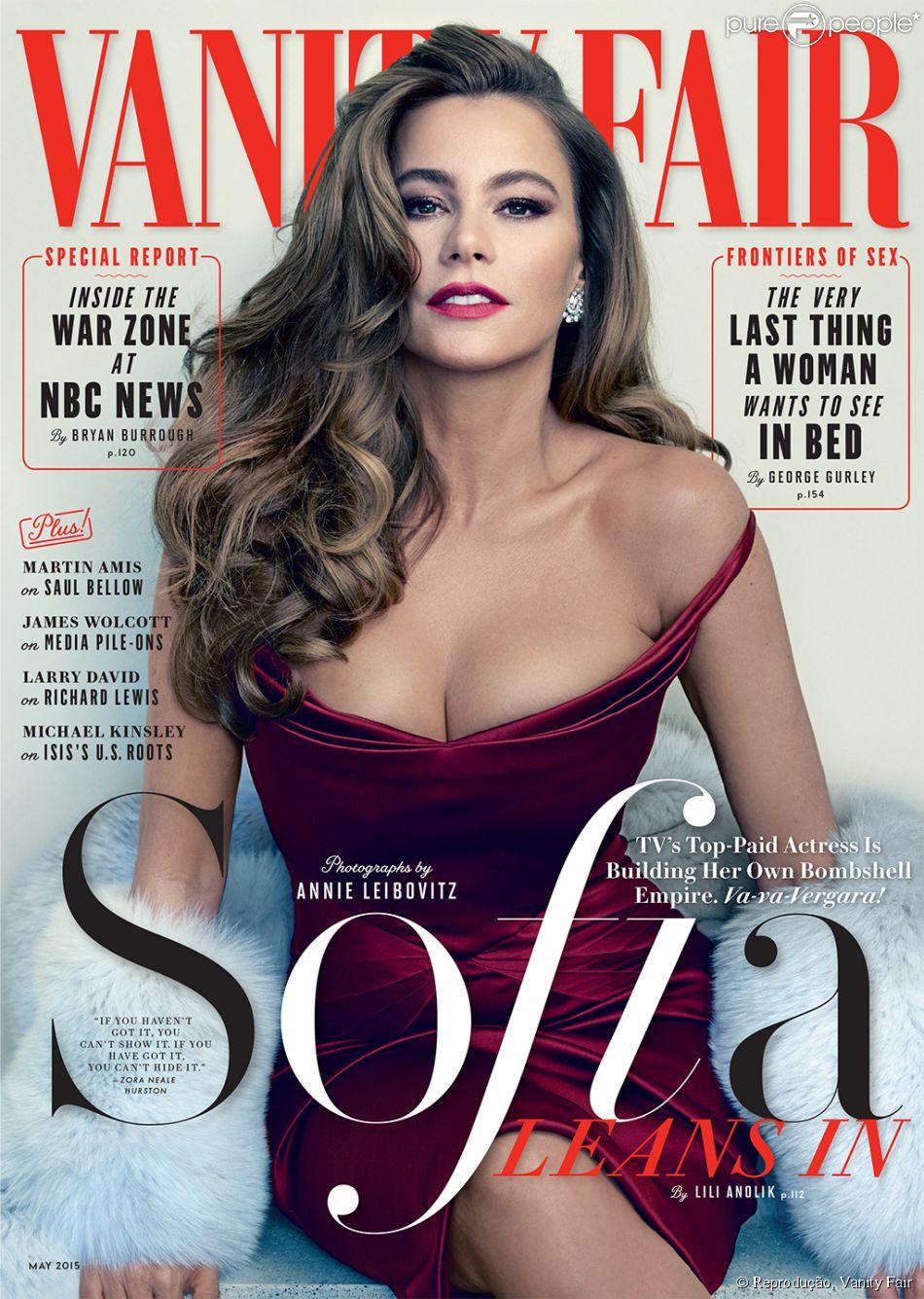 Símbolo sexual aos 42 anos, Sofia Vergara conta: 'Gostaria de ter seios falsos'