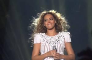 Beyoncé se emociona em show que seria cancelado na Bélgica por ordens médicas