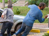 Novela 'Sete Vidas': Vicente e Miguel brigam fisicamente por causa de Lígia