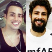 6b412a949ee Cauã Reymond tira a barba e ganha elogios com o novo visual   Tudo de