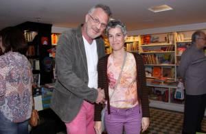 Pedro Bial lança DVD sobre Jorge Mautner e recebe a namorada, Roberta Rodrigues