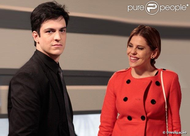 Félix é casado com Edith (Bárbara Paz), que descobriu que o marido é gay no capítulo que foi ar quarta-feira, dia 22 de maio de 2013