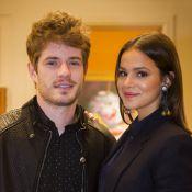 Maurício Destri exalta sintonia com Bruna Marquezine: 'Ganhamos intimidade'
