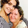No Instagram, Isabella se derreteu pela avó: 'Minha bibilga que me mima muito! Te amo, vó!'