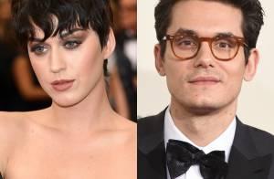 Katy Perry e John Mayer se beijam em boate após o Met Gala 2015