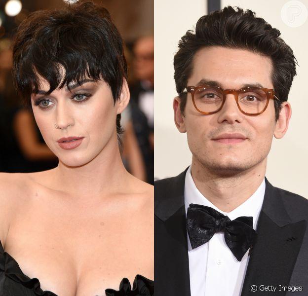 Revista 'US Weekly' afirma que Katy Perry e John Mayer tiveram um revival em boate após o Met Gala, que aconteceu em Nova York, nos Estados Unidos, na noite da última segunda-feira, 4 de maio de 2015