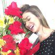 Irmã de Luan Santana, Bruna Santana nega que vá estrear como atriz em 'Malhação'