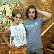 Isabella Santoni e Rafael Vitti repensam relacionamento: 'Não estamos namorando'
