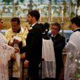 Preta Gil e Rodrigo Godoy oficializaram a união em uma cerimônia luxuosa, que reuniu familiares e amigos, entre eles muitos famosos