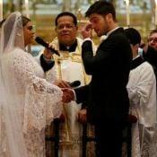 Rodrigo Godoy posta foto do casamento com Preta Gil: 'Felicidade me consome'