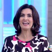 Fátima Bernardes relembra como aprendeu a beijar na boca: 'Com o namorado'