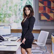 Vanessa Giácomo 'segurou a boca' para usar figurino de Aline, em 'Amor à Vida'