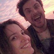 Nathalia Dill e o namorado, Sérgio Guizé, viajam para o Chile após 'Alto Astral'